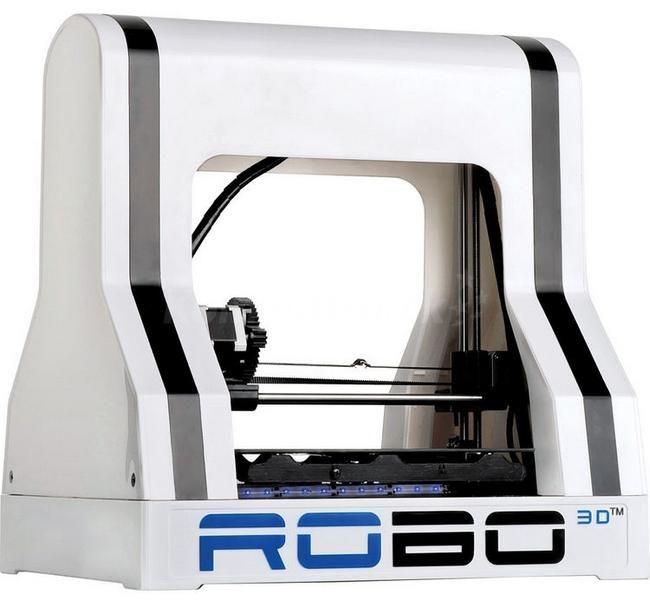 #Drukarka 3D - Robo R1 do drukowania fajnych rzeczy w #3D http://www.link-druk.com.pl/drukarka-3d/