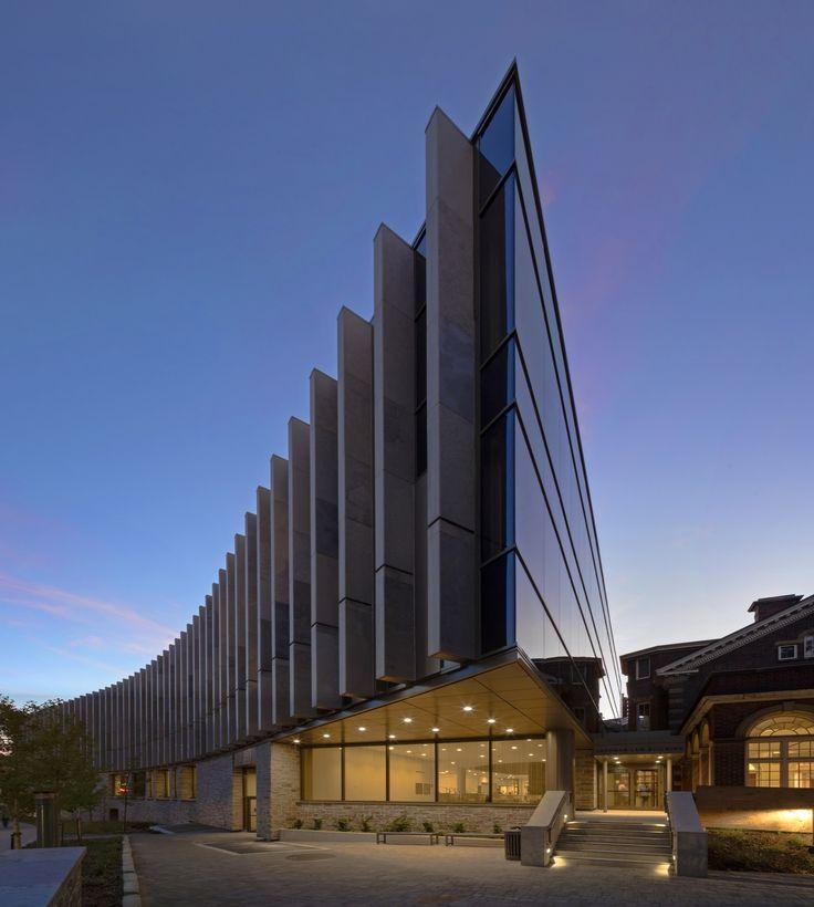 University of Toronto Faculty of Law, Jackman Law Building / B+H Architects + Hariri Pontarini Architects