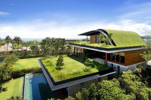 Atap Rumah Minimalis Model dan Desain Terbaru