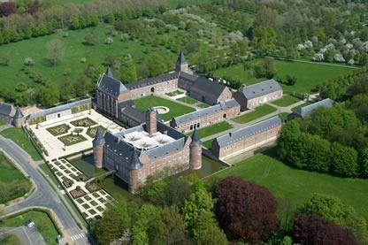 Alden Biesen, Rijkhoven, Belgium