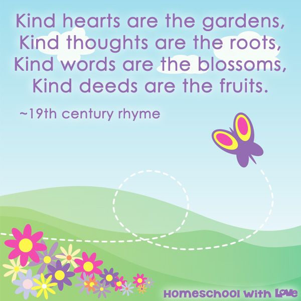 Inspirational Quotes For Kindness Day: Best 25+ Kindness Poem Ideas On Pinterest
