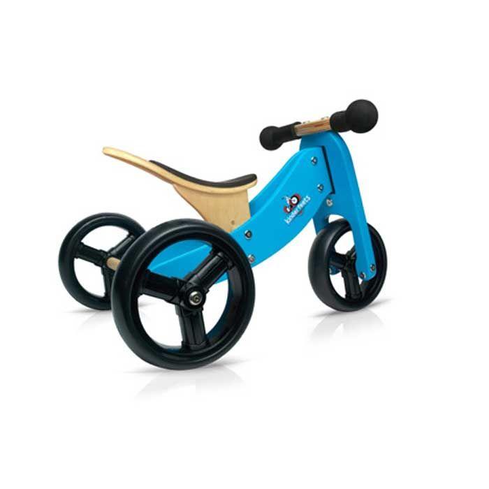 Triciclo bici de madera