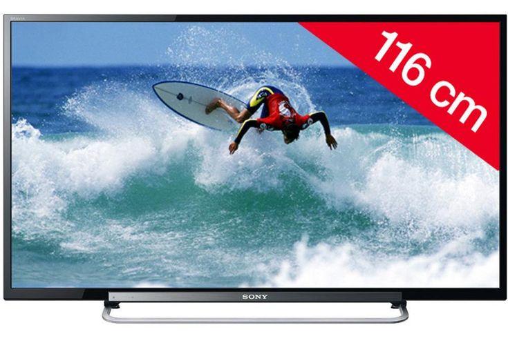 Téléviseur led Pixmania promo tv led pas cher, la SONY Téléviseur LED KDL46R470A prix promo Pixmania 699,00 € TTC au lieu de 779,00 €