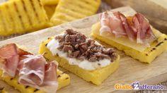 Crostini rustici di polenta