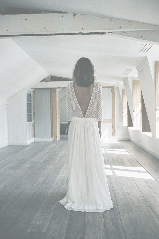 Donatelle Godart 2016 {robes de mariée}                                                                                                                                                                                 Plus