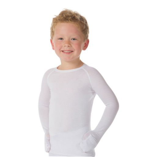 The Eczema Company - WrapESoothe Shirt - Wet Wrapping Treatment for Eczema in Children - Ages 4-5Y, $65.00 (http://www.eczemacompany.com/wet-wrapping-treatment-for-eczema-in-children-wrapesoothe-shirt-/)