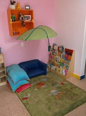 Young preschool reading corner | Yelp
