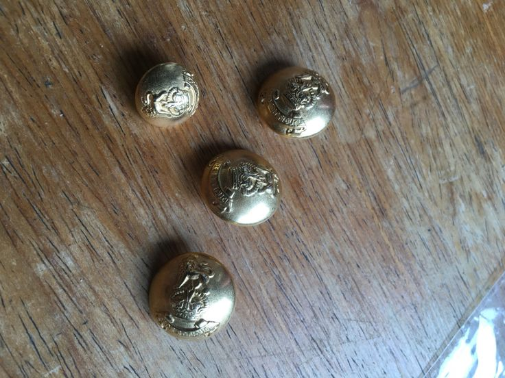 British Empire Button Royal Army Pay Corps Brass button crown and lion insignia by AimeEncore on Etsy https://www.etsy.com/uk/listing/467918337/british-empire-button-royal-army-pay