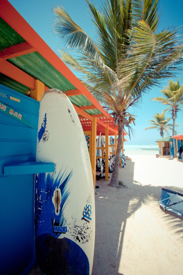 Bonaire Windsurfing by Eric Golda, via 500px
