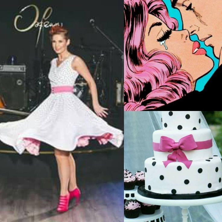polka dot dress  polka dot wedding dress pinup dress polka dot pinup dress ticci rockabilly clothing