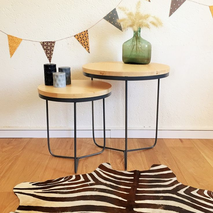 17 meilleures id es propos de table gigogne scandinave for Table basse tripode scandinave