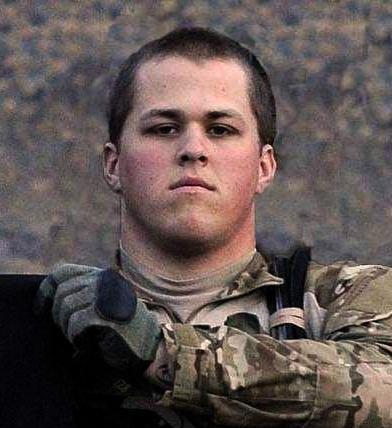 SGT Tyler Nicholas Holtz    KIA 24 SEP 2011  B Co. 2nd BN, 75th Ranger RGT