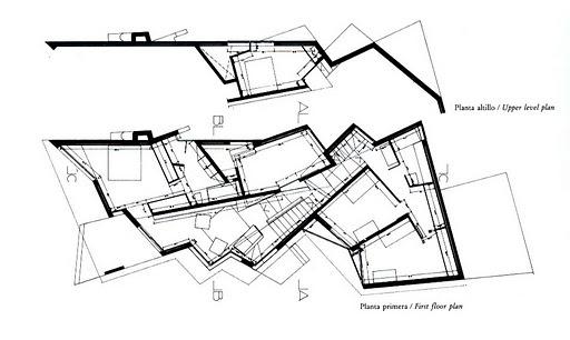 Enric Miralles, Casa Garau Agustí, Bellaterra. 1985 - www.salfo.it - mauro@salfo.it +39.339.78.54.440