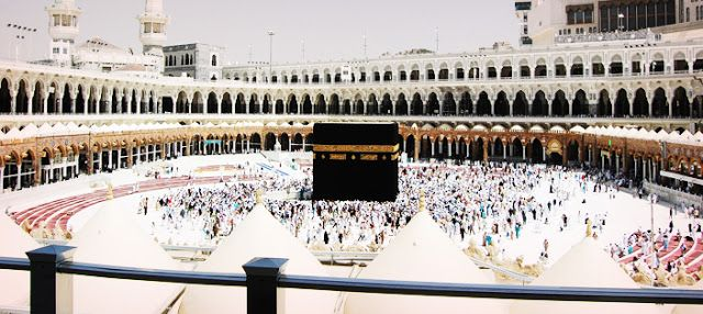 Hajj and Umrah complete for Allah from UK | Qibla travel