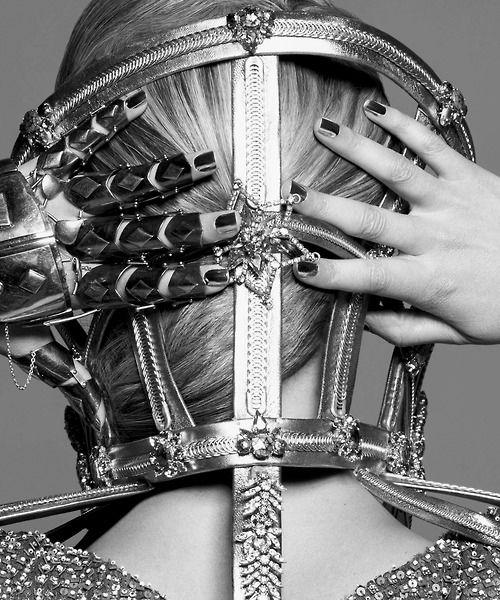 Sasha Fierce  Photography - Peter Lindbergh