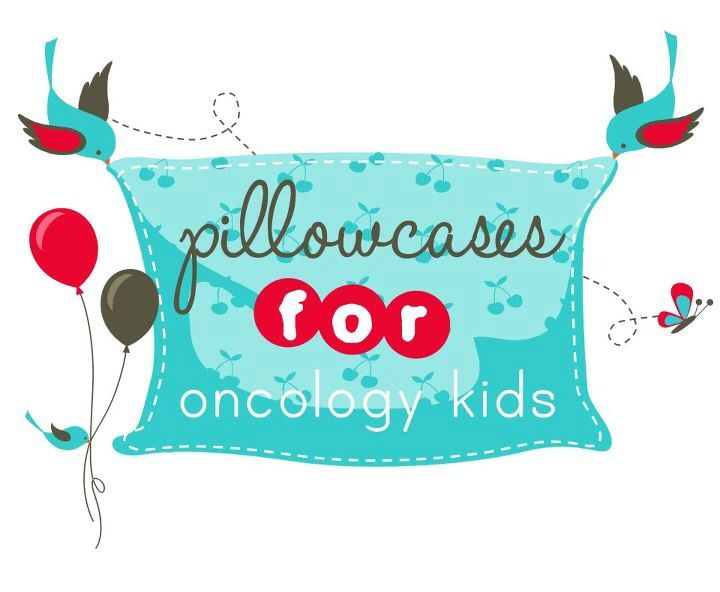 Pillowcases for Oncology Kids Logo