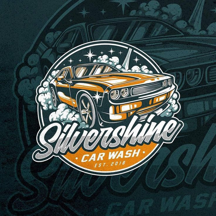 Pin by Orya Cakes on Carwash in 2020 Car logo design
