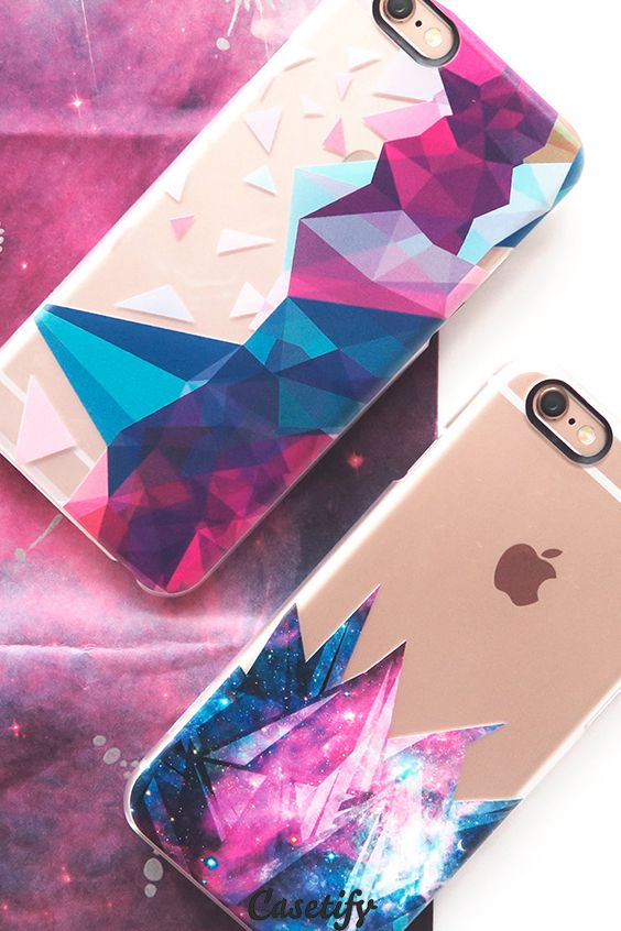 Click through to see more iPhone 6 case with Galaxy designs >>> https://www.casetify.com/artworks/IZ3X9JDk9O #space | @casetify