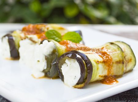 Canelone de Berinjela #recipes #food #cybercook #receitas #berinjela #canelone