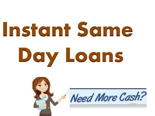 Instant Same Day Loans Cover Unexpected Expenses Timely