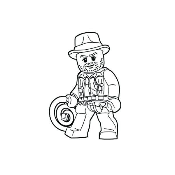 Lego Indiana Jones Colouring Pages To Print Lego Coloring Pages Lego Coloring Lego Indiana Jones