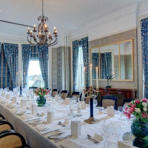 The Petersham Hotel Wedding Venue Near Richmond Upon Thames Greater London Weddingvenues