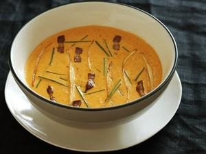 Ecuadorian-American Thanksgiving recipes by Chef Jose Garces - Sweet Corn Humitas, Quinoa Soup and Sangria