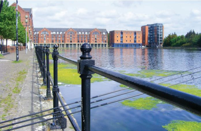 Bute East Dock - Atlantic Wharf - Bute East Dock, is located directly alongside County Hall ( the head office of Cardiff Council ) at Atlantic Wharf, Cardiff Bay. The area has benefite... Check more at http://carpfishinglakes.com/item/bute-east-dock-atlantic-wharf/