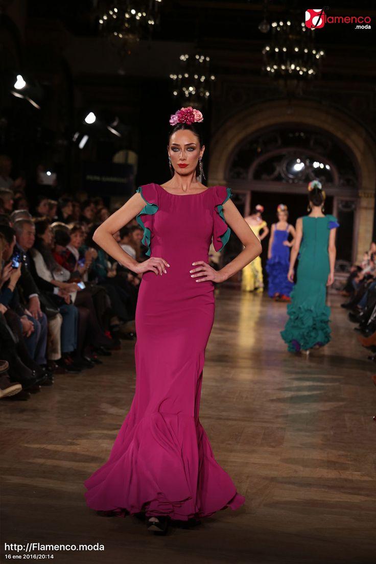 Pepa Garrido – We Love Flamenco 2016 | Moda Flamenca - Flamenco.moda