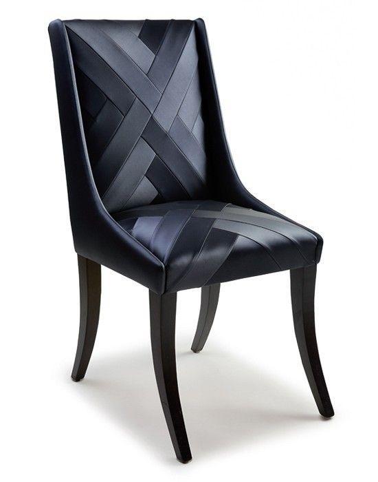 Chevron Chair | Aiveen Daly