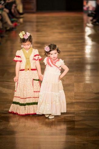 Wappíssima - We love flamenco 2015 - Taller de Diseño - 'Cayetana y Sevilla'