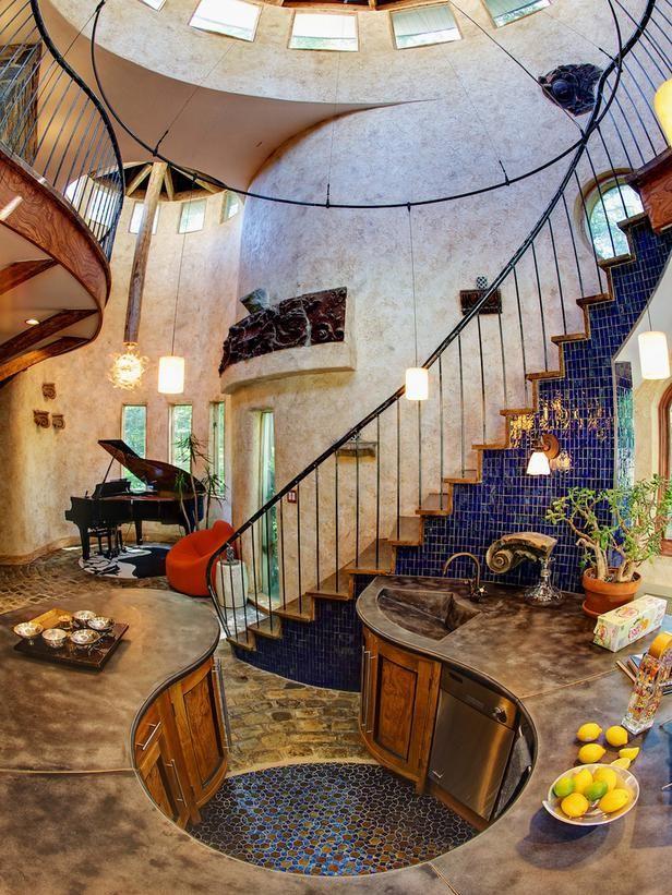 Neutral Living Room With Organic Touches : Designersu0027 Portfolio : HGTV    Home U0026 Garden Television Part 83