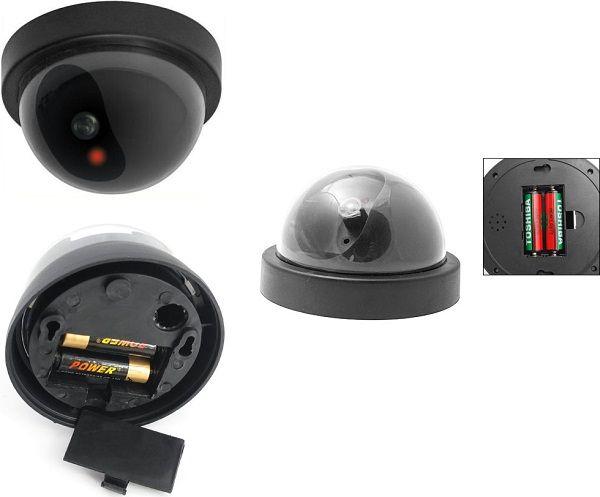 Caydırıcı Dome Güvenlik Kamerası