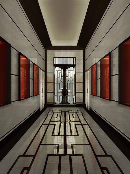 The entrance to Villa Meissen in Milan -- Curated by: R & D Glass Ltd. | 100, 854 McCurdy Rd. Kelowna, BC, V1X 2P7 | 250-862-1323