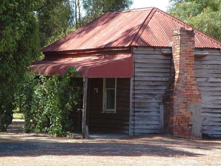 Lovely example of old Australiana Photo taken in the Swan Valley Western Australia