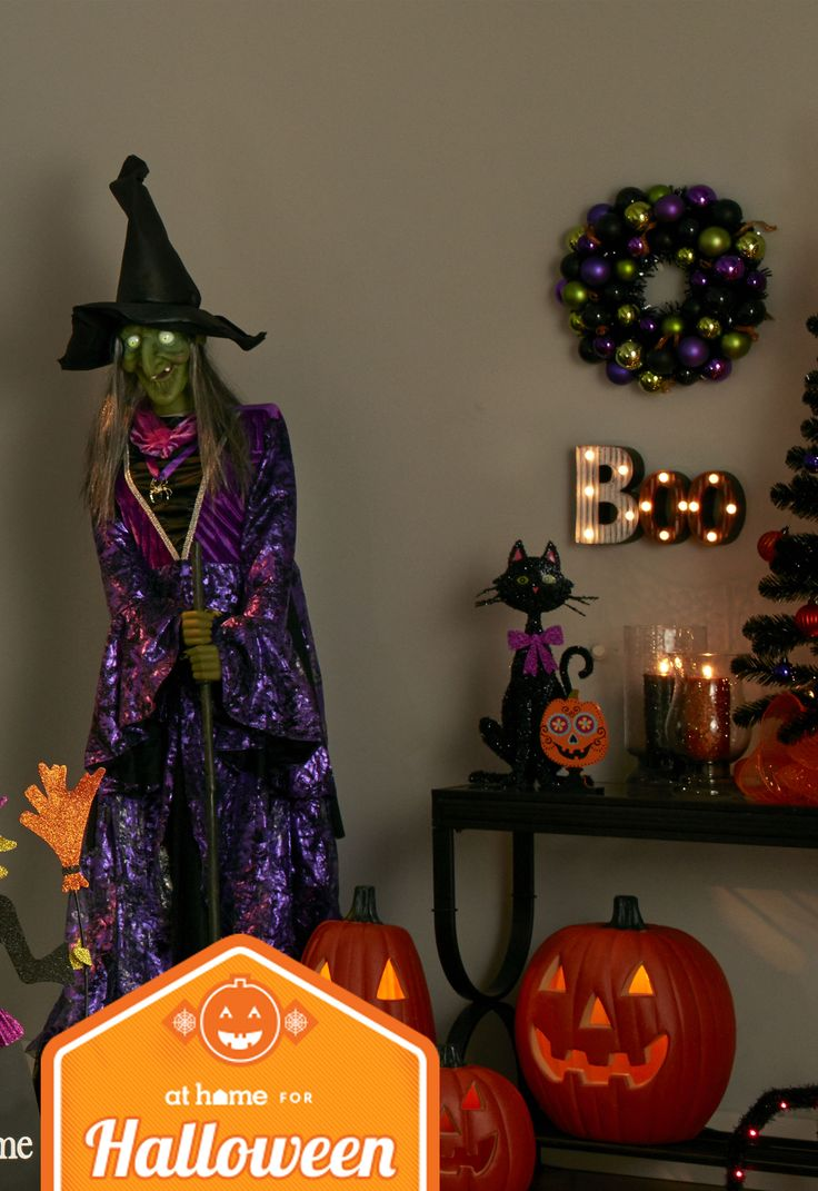 89 best Halloween Décor images on Pinterest   Halloween costumes ...