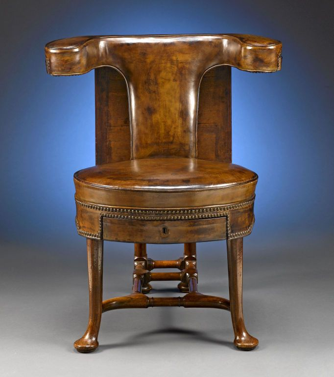George II Walnut Reading Chair This splendid George II-period  reading/cockfighting chair is. Fine FurnitureAntique ... - 49 Best Unique Antique/Vintage Chairs Images On Pinterest Vintage