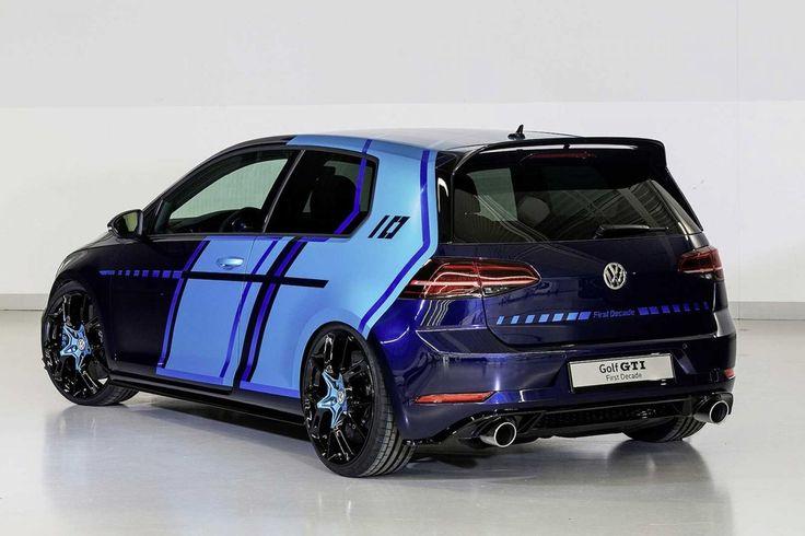 Volkswagen Golf GTI First Decade Concept (Mk7)