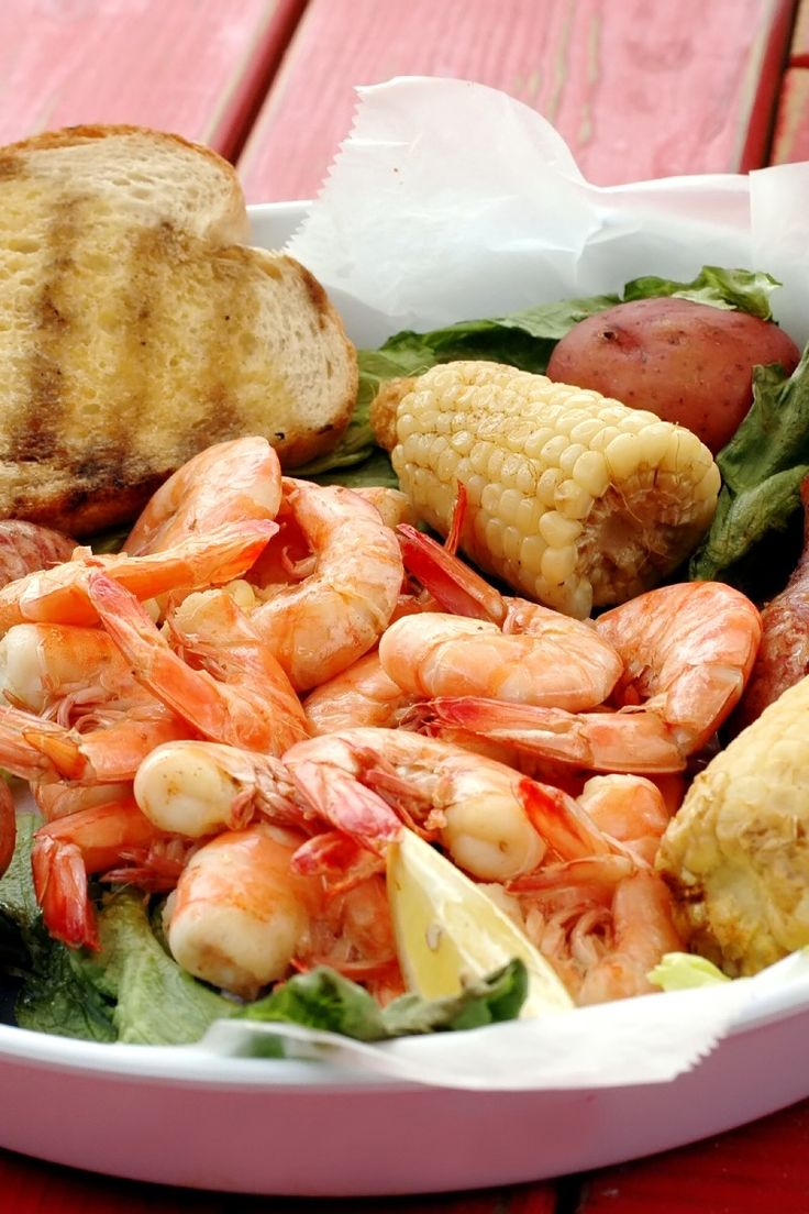Healthy Dinner Party Ideas Part - 16: 12 Crazy-Good Corn Recipes: Low Country Shrimp And Corn Boil