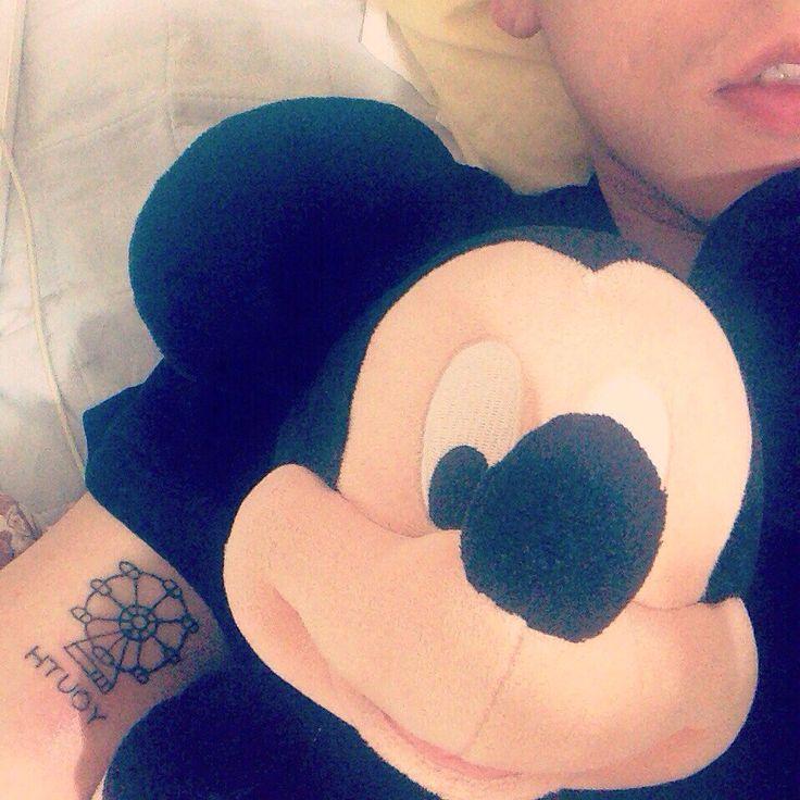 Ferris wheel tattoo E.ni tattoo