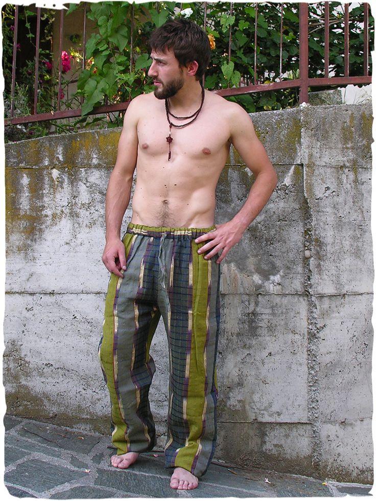 pantaloni uomo Maurizio #pantaloni con #elastico in #cintura - modello italiano lavorato artigianalmente in #Guatemala #modaetnica #ethnicalfashion #lamamita #moda #fashion #italianfashion #style #italianstyle #modaitaliana #lamamitafashion #moda2016 #fashion2016 #pantaloni #spring #springfashion #summerfashion #trousers #ethnictrousers