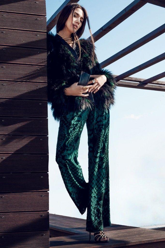 H m fashion valley balmain dress