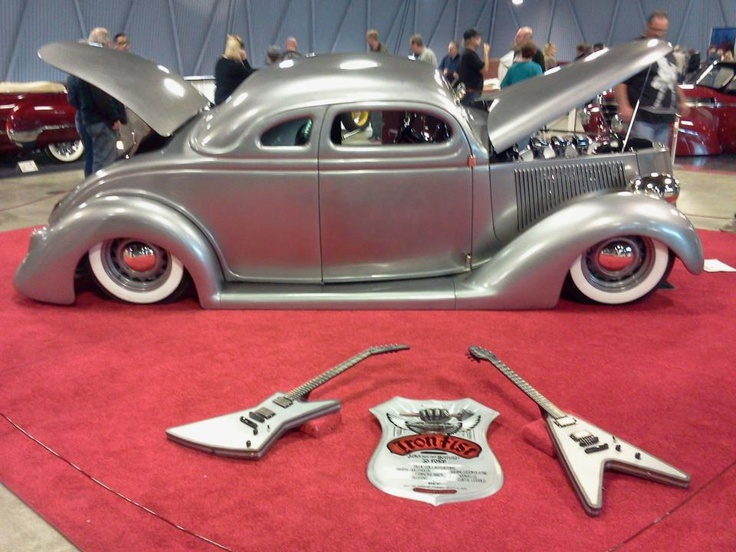 78 Best images about James Hetfield's car collection!! on ...
