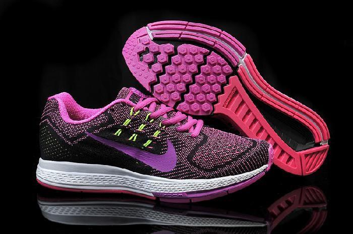 Popular Nike Lunar 18 Zapatillas Rojo Negro Violeta Se Muestra en nikezapatillas.com