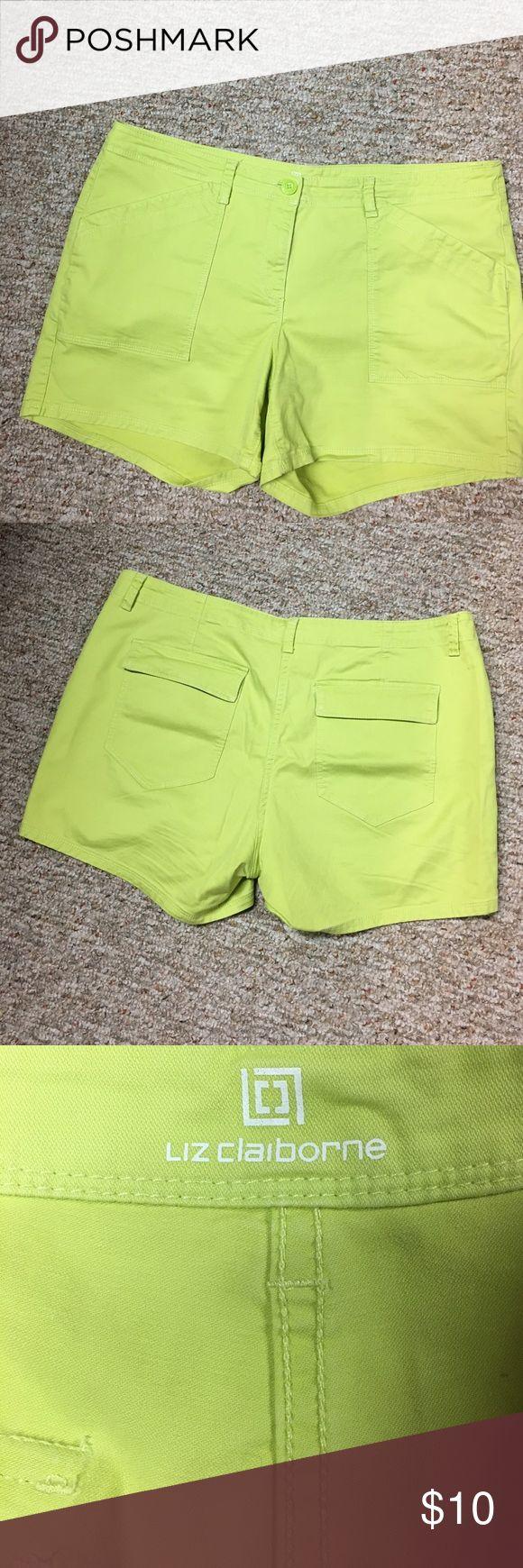 Liz Claiborne shorts Size 16 Liz Claiborne Shorts