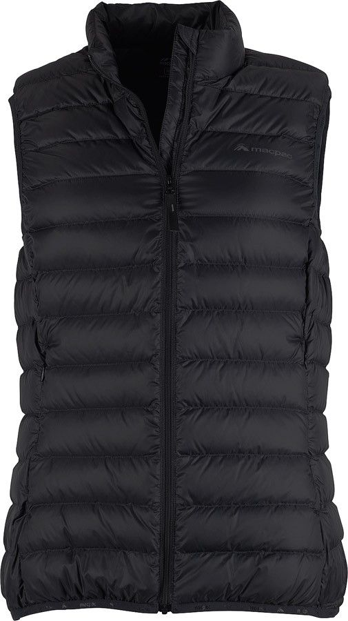 The Uber Light Down Vest Womens is exactly as its name suggests – super lightweight. This down vest is perfect for providing extra warmth, without the added bulk of a heavier down layer. The Uber Vest is designed to be both stylish and functional in cooler conditions, and its high quality 650 loft duck down helps it to pack down for on-the-go use, taking up barely any room in your pack or bag.