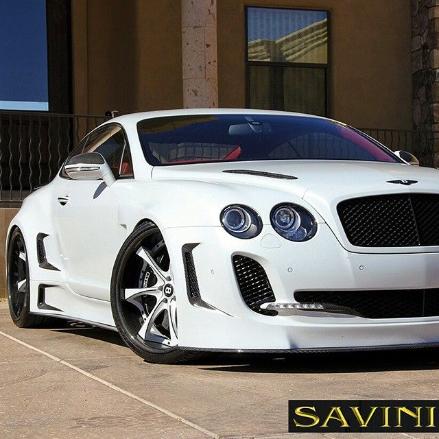 Savini Wheels Bentley