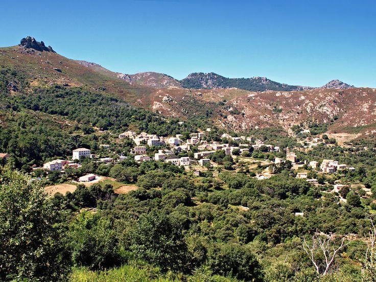 Corsica - A Balagna - La Balagne  Feliceto (en corse U Fulgetu,est une commune située dans le département de la Haute-Corse.