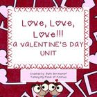 Included in this unit: February Song Ordinal Numbers Match Sweet Heart Graph Graph Results Making SweetHearts Letter Writing 	Poetry and Writing Pa...