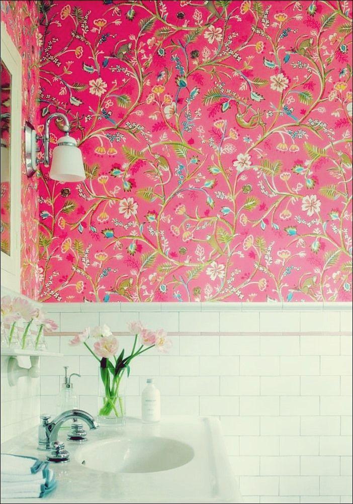 10 Tapeten fur badezimmer